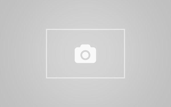 Platinum blonde slut rides big cock wildly